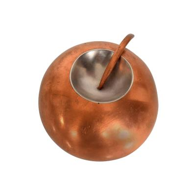 Alexander Calder Mid Century Modernist Copper and Stainless Pin