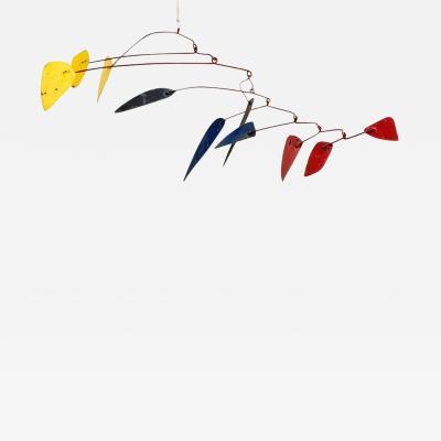 Alexander Calder Mobile Hanging Sculpture