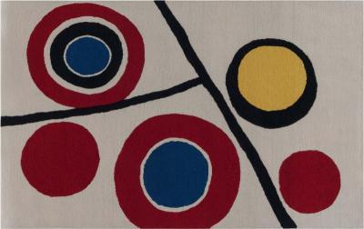 Alexander Calder New Inspired Deco Rug