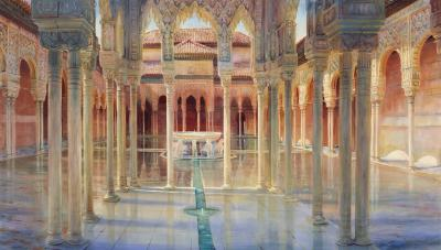 Alexander Creswell Alhambra Leones