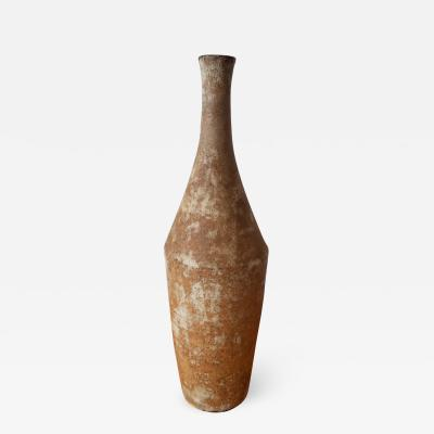 Alexander Kostanda Vase Bouteille Ceramic Vase Bottle