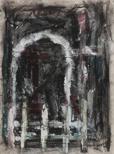 Alexander Markovich Unknown Untitled No 7 Circa 1985