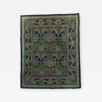 Alexander Morton A Rare Arts Crafts Carpet
