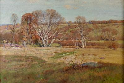 Alexander T Van Laer Landscape