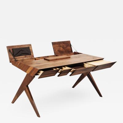 Alexandre Caldas Locust Wood Desk Alexandre Caldas