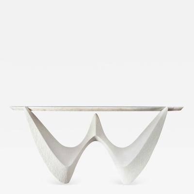Alexandre Log Fregate Wall Console by Alexandre Log