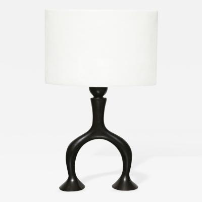 Alexandre Log Omega Table Lamp by Alexandre Log