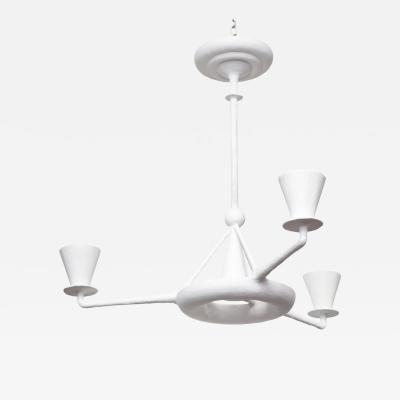Alexandre Loge Trois Branches Contemporary Chandelier by Alexandre Log