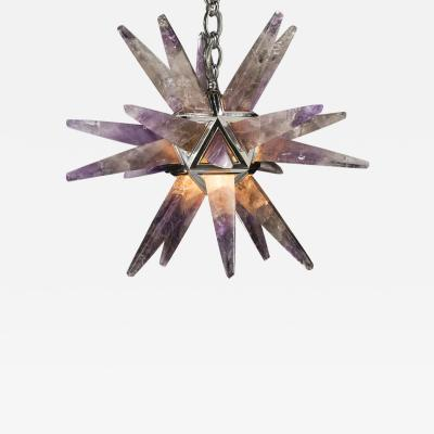 Alexandre Vossion AMETHYST STAR III LIGHTING SILVER EDITION