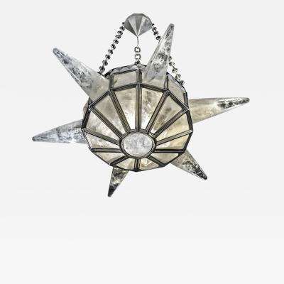 Alexandre Vossion Rock Crystal Sunshine III Chandelier by Alexandre Vossion