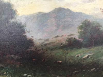 Alexis Matthew Podchernikoff The Oak Glade Mt Tamalpais