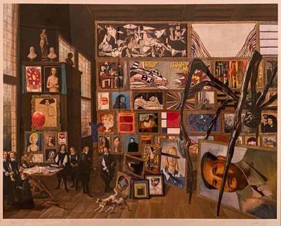 Alexis Zambrano Archduke Leopolds Salon 2014