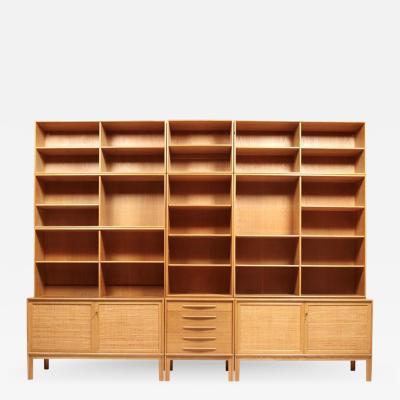 Alf Svensson Alf Svensson Sideboards with Bookshelves 1963