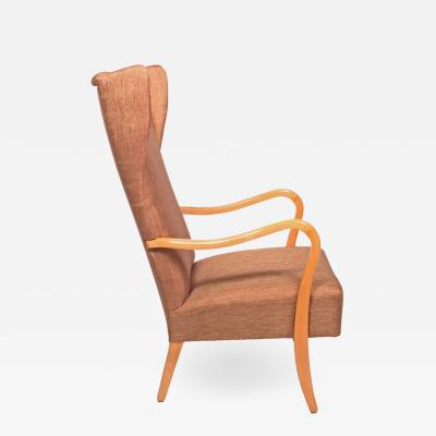 Alfred Christensen Easy Chair Alfred Christensen for Slagelse M belv rk