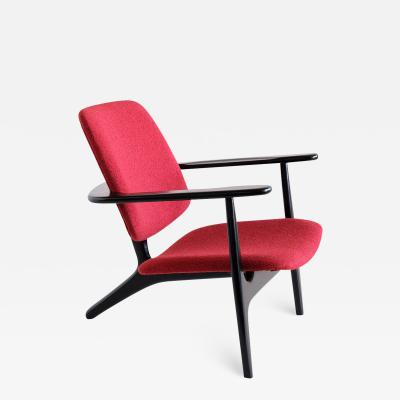 Alfred Hendrickx Alfred Hendrickx S3 Armchair Designed for Sabena Airlines Belgium 1958