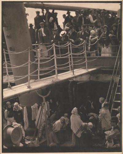 Alfred Stieglitz The Steerage 1907