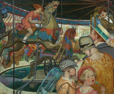 Alice Beard Merry Go Round