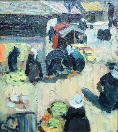 Alice Schille Market Le Puy