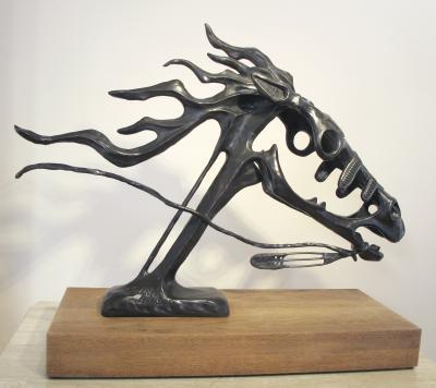 Allan Capron Houser War Pony