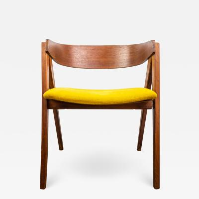 Allan Gould Compass Chair by Allan Gould US 1950s