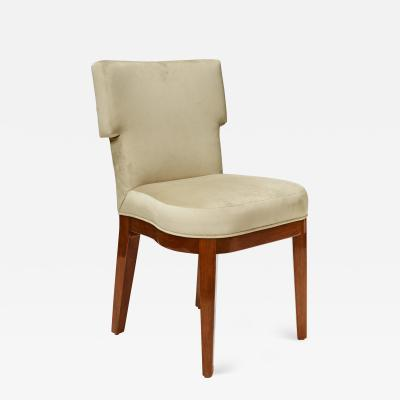 Allan Switzer SOLO 9S The Point Grey Dining Sidechair and SOLO 6 The Parallel Table