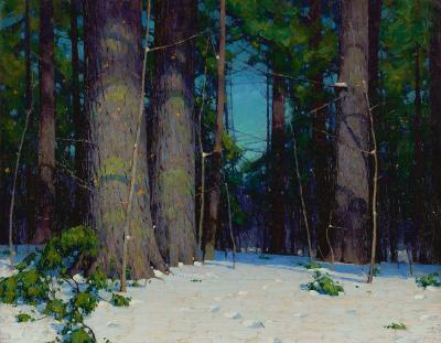 Allen Dean Cochran The Forest