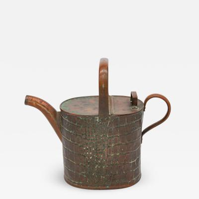 Alligator Patterned Watering Can