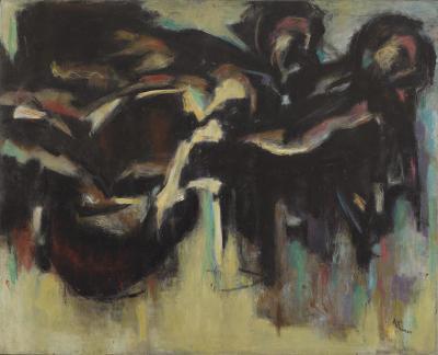 Alma Woodsey Thomas Untitled c 1958