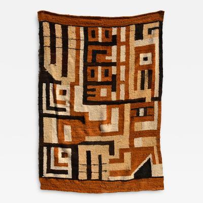 Alpaca Wool Blanket Rug
