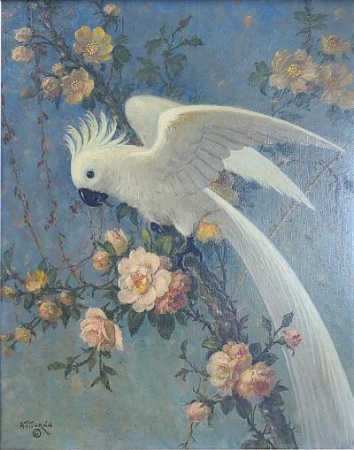 Alphonse Toran Painting