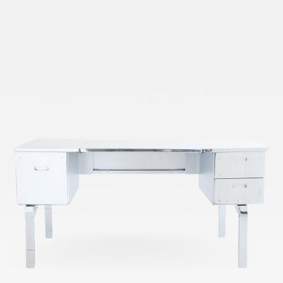 Aluminum Campaign Desk