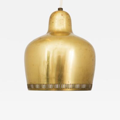 Alvar Aalto A 3305 Golden Bell