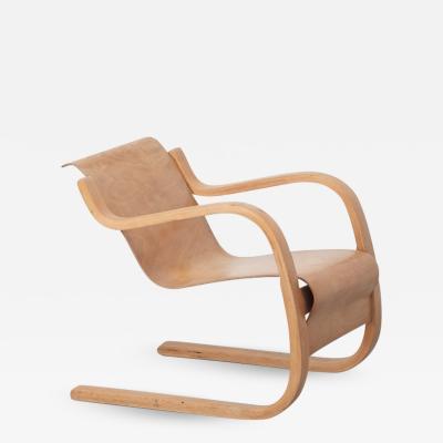 Alvar Aalto Alvar Aalto 31 lounge chair Huonekalu ja Rakennusty tehdas 1931