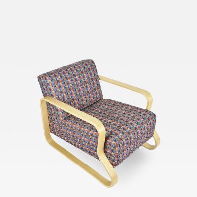 Alvar Aalto Alvar Aalto for Artek Lounge Armchair 44 Rare