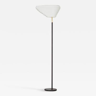 Alvar Aalto Angel Wing Floor Lamp Model A805 by Alvar Aalto for Valaistustyo Ky 1954