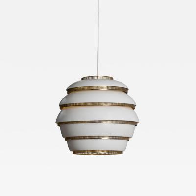 Alvar Aalto Beehive pendant light