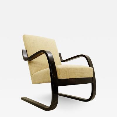 Alvar Aalto Bentwood armchair by alvar aalto for artek c 1939