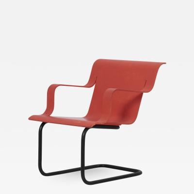 Alvar Aalto Cantilever Armchair Model No 26 by Alvar Aalto for Artek