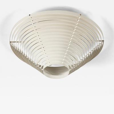 Alvar Aalto Ceiling Light by Alvar Aalto Finland 1953