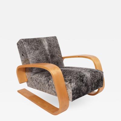 Alvar Aalto Early Tank Chair by Alvar Aalto for Artek