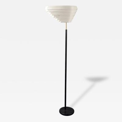 Alvar Aalto Floor Lamp by Alvar Aalto 1898 1976 Artek Editions Finland ca 1953