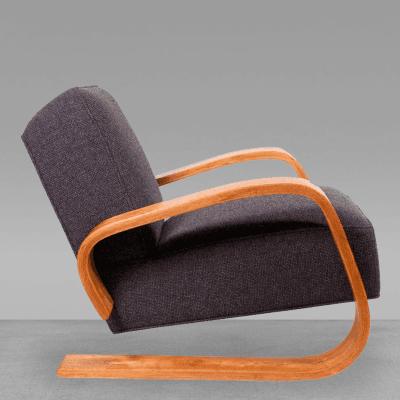 Alvar Aalto Pre War Tank Chair by Alvar Aalto