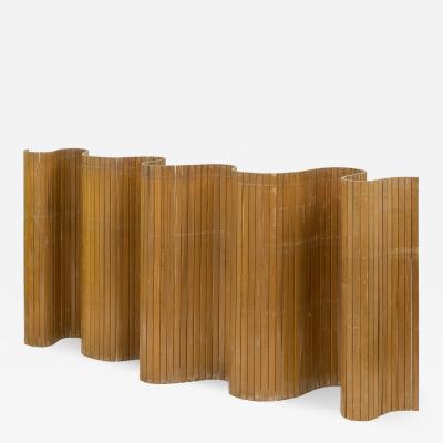 Alvar Aalto Room divider