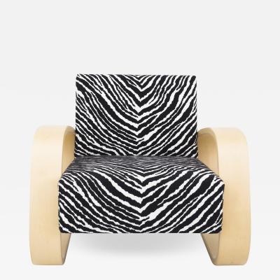 Alvar Aalto Tank Chair 400 Armchair