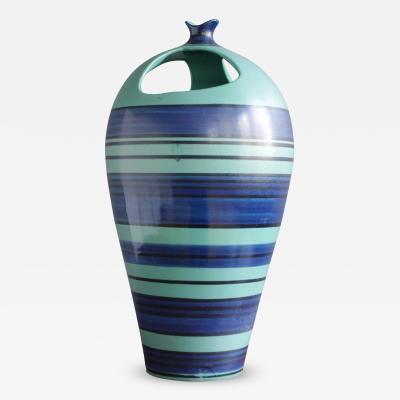 Alvino Bagni Alvino Bagni Ceramic Vase for Raymor