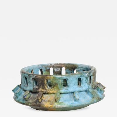 Alvino Bagni Alvino Bagni Sea Gardon Ashtray for Raymor Italian Mid Century Modern
