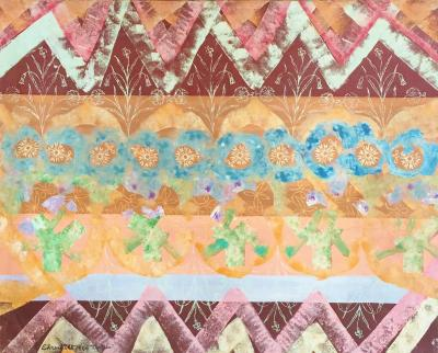 Amaranth Ehrenhalt Curtain