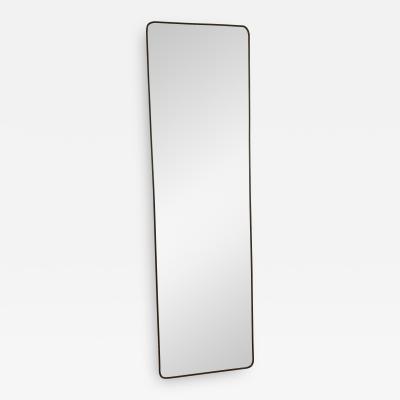 Amazing Art Deco Long Mirror