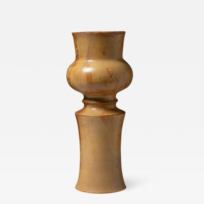Ambrogio Pozzi Large Vase by Ambrogio Pozzi for Ceramica Pozzi