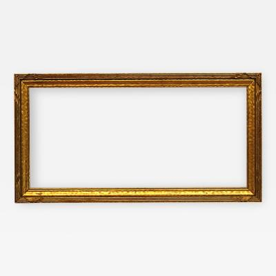 American 1860 Hudson River Picture Frame 14x30